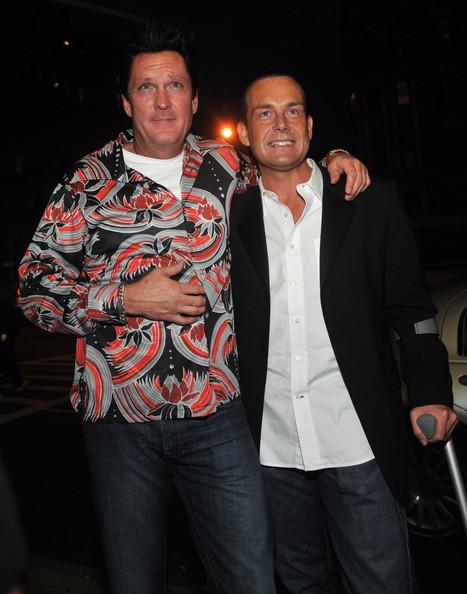 Mark Mahon and Michael Madsen.