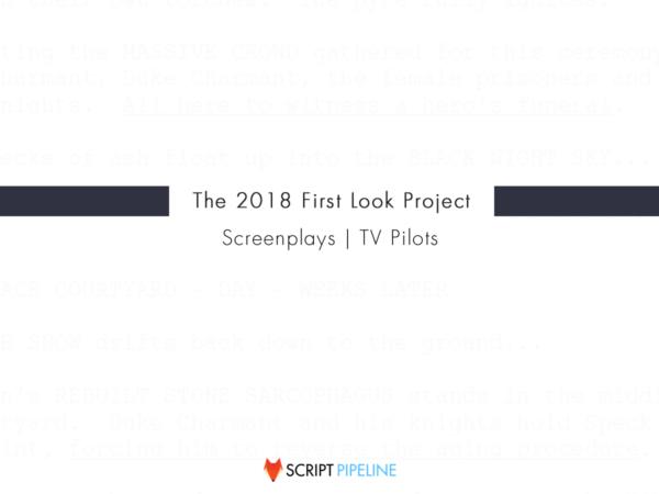 Script Pipeline Contest Winner in Production