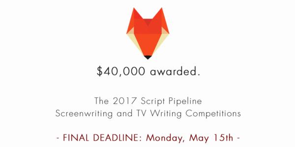 Script Pipeline - Final Deadline May 15th