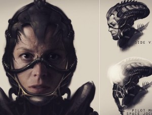 Alien - Sigourney Weaver