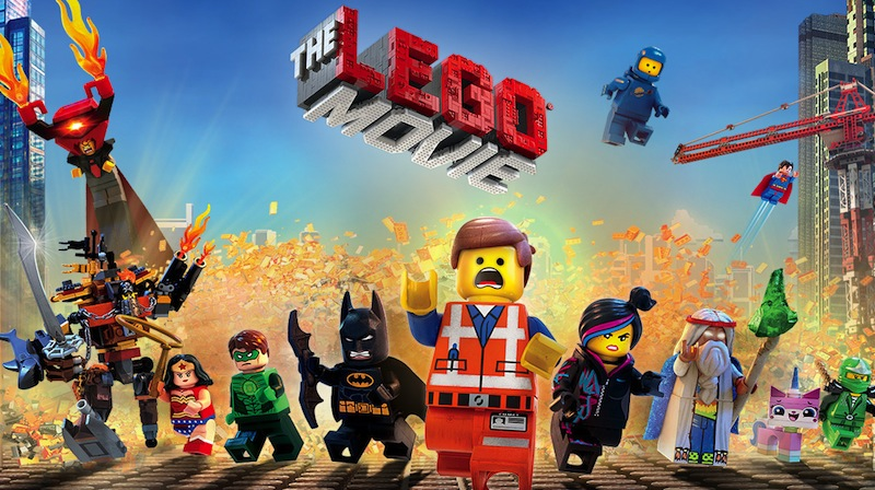 the lego movie lego